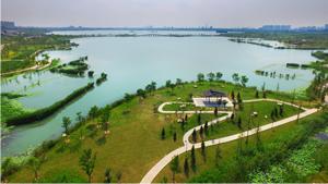淮北市南湖景区景观详细规划