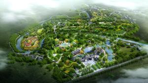 四川富顺豆花文化生态园修建性详细规划及施工图设计