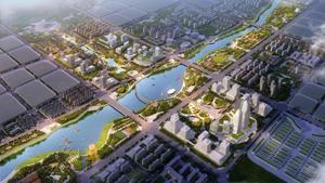安阳市洹河景观规划设计