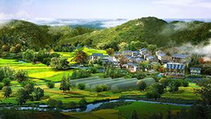 韶关市梅花镇深塘村旅游名村旅游发展总体规划