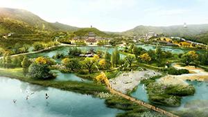 邵阳天子湖国家湿地公园重要节点修建性详细规划