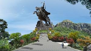 大连金州新区大黑山风景旅游区规划