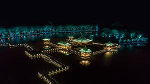 武汉东湖生态旅游风景区景观亮化方案设计
