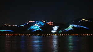温州瓯江亮化夜游项目设计