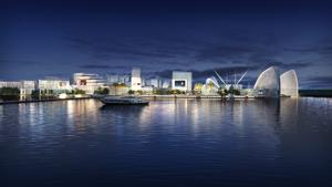 南渡江(海口段)概念性规划设计