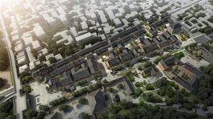 紫阳街南段历史文化展示区