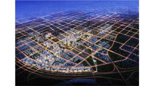 西安市高新区软件新城及周边片区功能提升规划