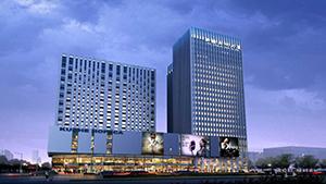 新疆五洲综合楼