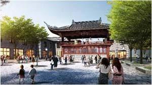 泰兴市中心城区历史风貌街区保护与开发利用规划研究