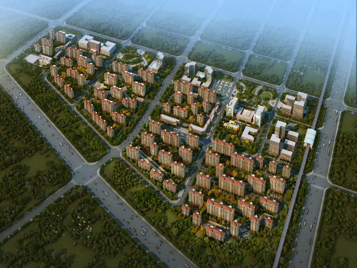 房山区良乡镇总体规划_北京良乡安置房|清华同衡