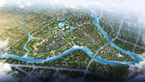 安徽亳州中醫藥溫泉康養小鎮概念規劃