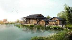 广西都安澄江国家湿地公园修建性详细规划