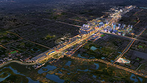中关村大街公共空间景观改造提升国际方案征集