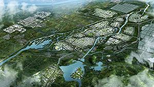 怀柔科学城总体城市设计国际方案征集