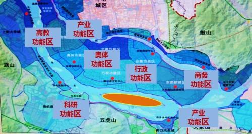 策划所:福州龙祥岛总体开发策划项目