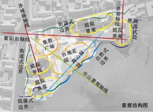 风景园林二所:浙江省临海市巾山公园