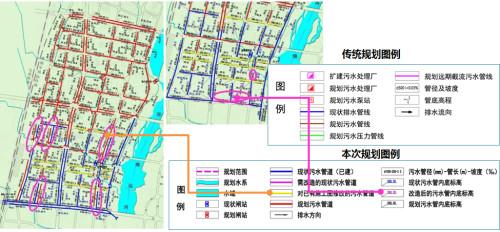 市政规划所:德阳市城北起步区排水及防涝专项规划设计图片