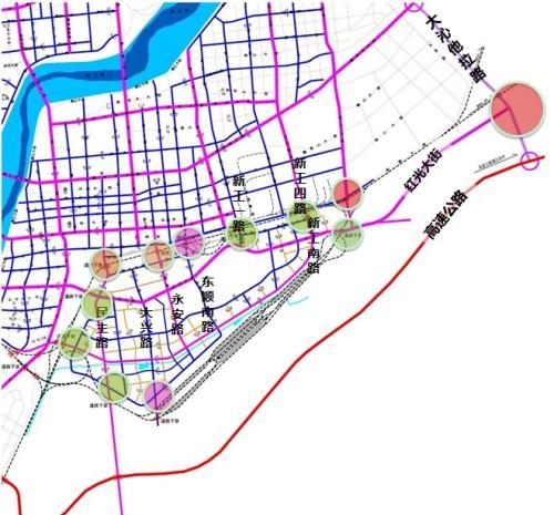 通辽市位于内蒙古自治区东部,属中国东北地区.